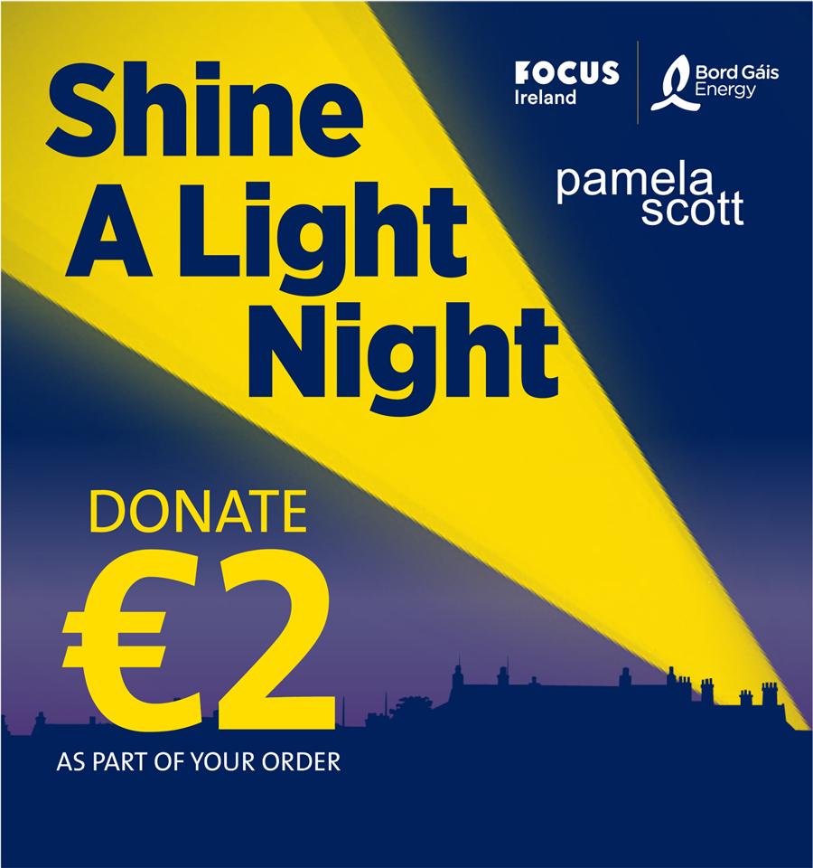 Shine a Light Night