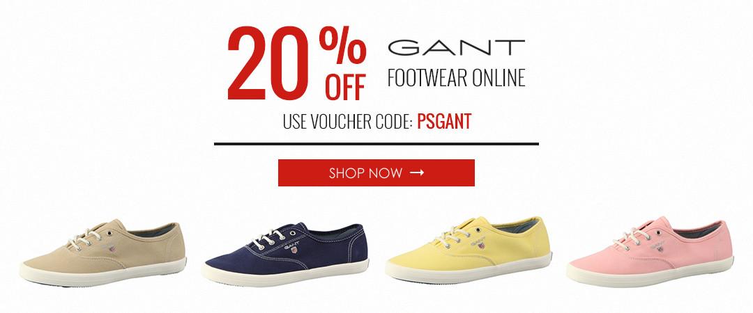 gant footwear