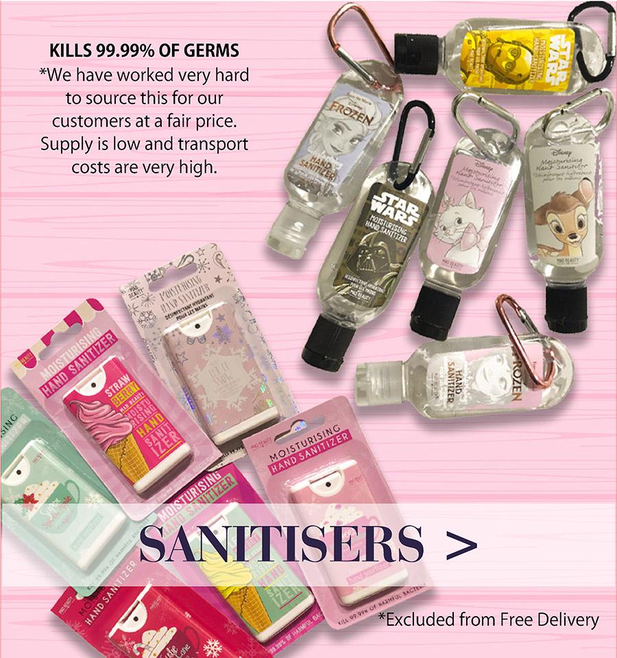 Sanitisers