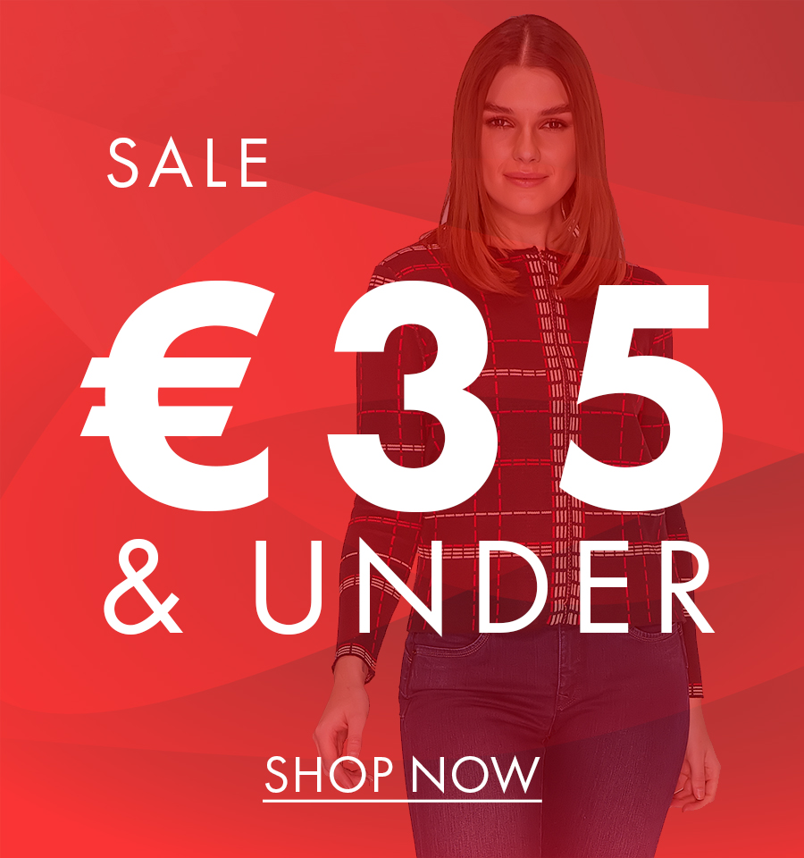 Sale - €35 and Under