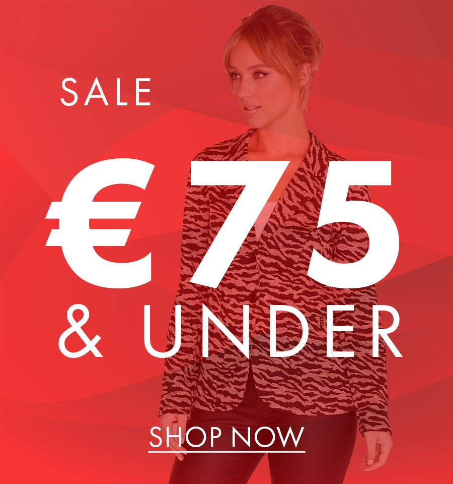 Sale - €75 and under