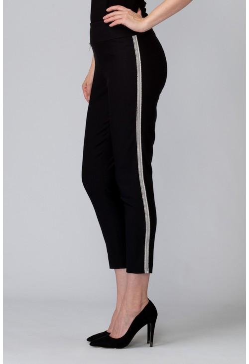 Joseph Ribkoff Dressy Black Trousers
