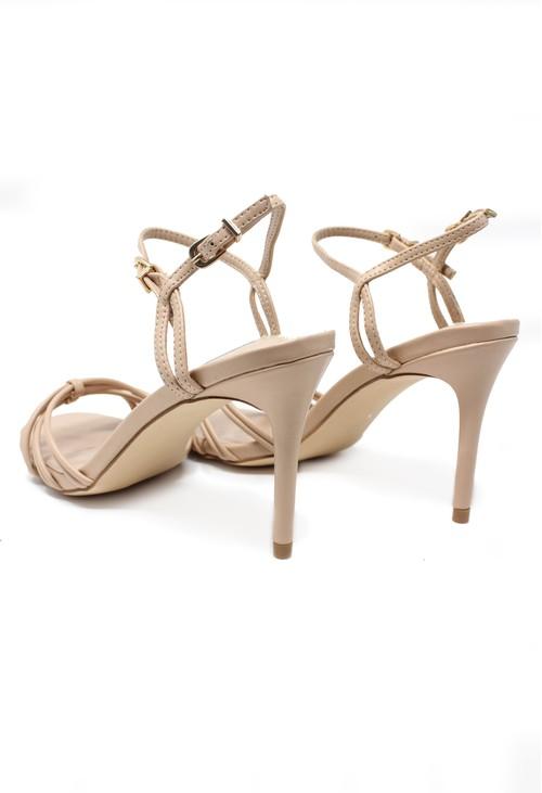 Shoe Lounge nude rope effect sandal