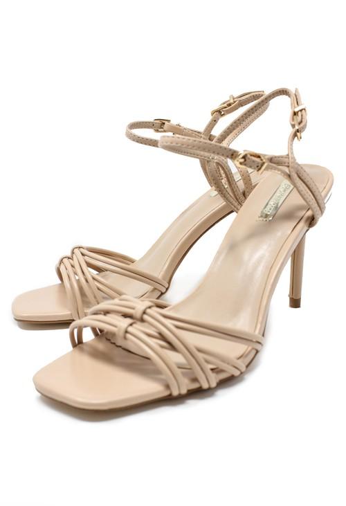 Pamela Scott nude rope effect sandal