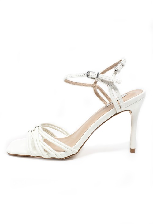 Shoe Lounge white rope effect sandal