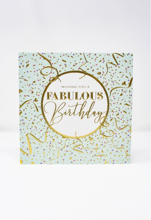 Pamela Scott Birthday Card | Fabulous Birthday