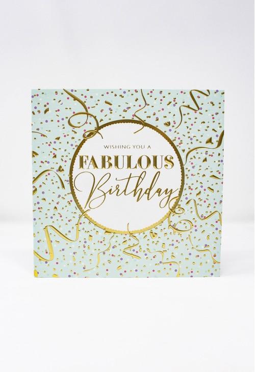 Pamela Scott Birthday Card   Fabulous Birthday