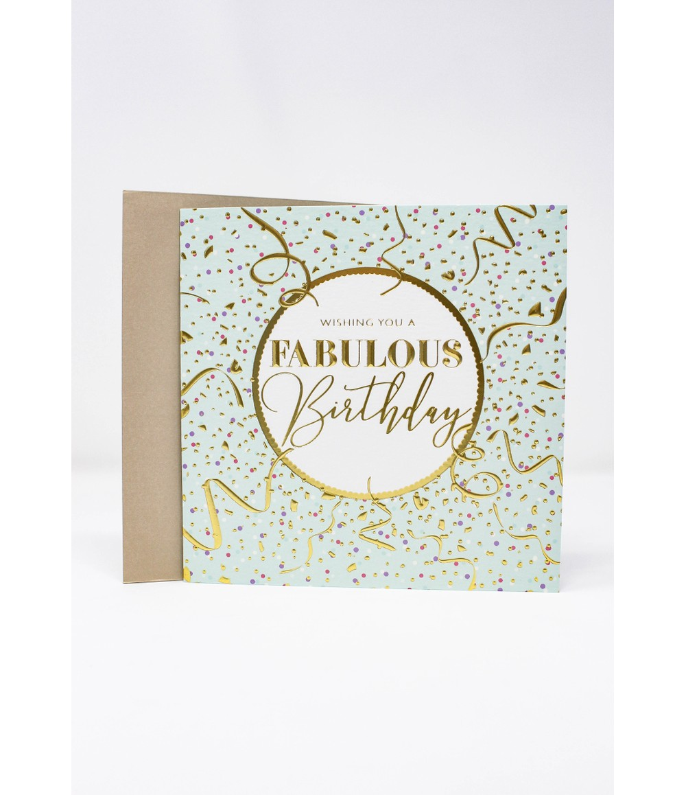 Pamela Scott Birthday Card | Fabulous Birthday