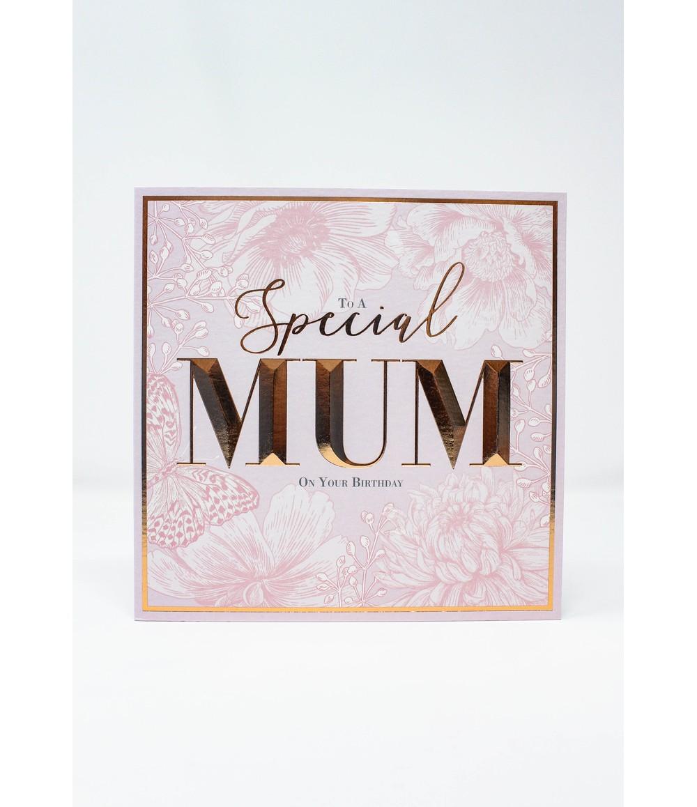 Pamela Scott Birthday Card | To A Special Mum