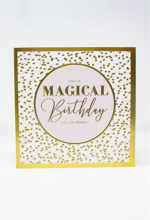Pamela Scott Birthday Card | Magical Birthday