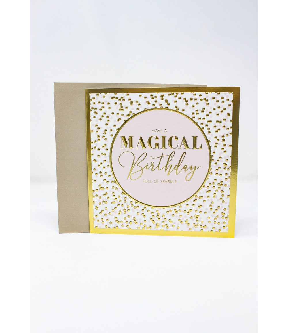 Pamela Scott Birthday Card   Magical Birthday