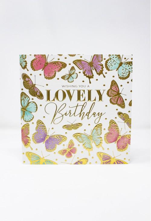 Pamela Scott Birthday Card | A Lovely Birthday