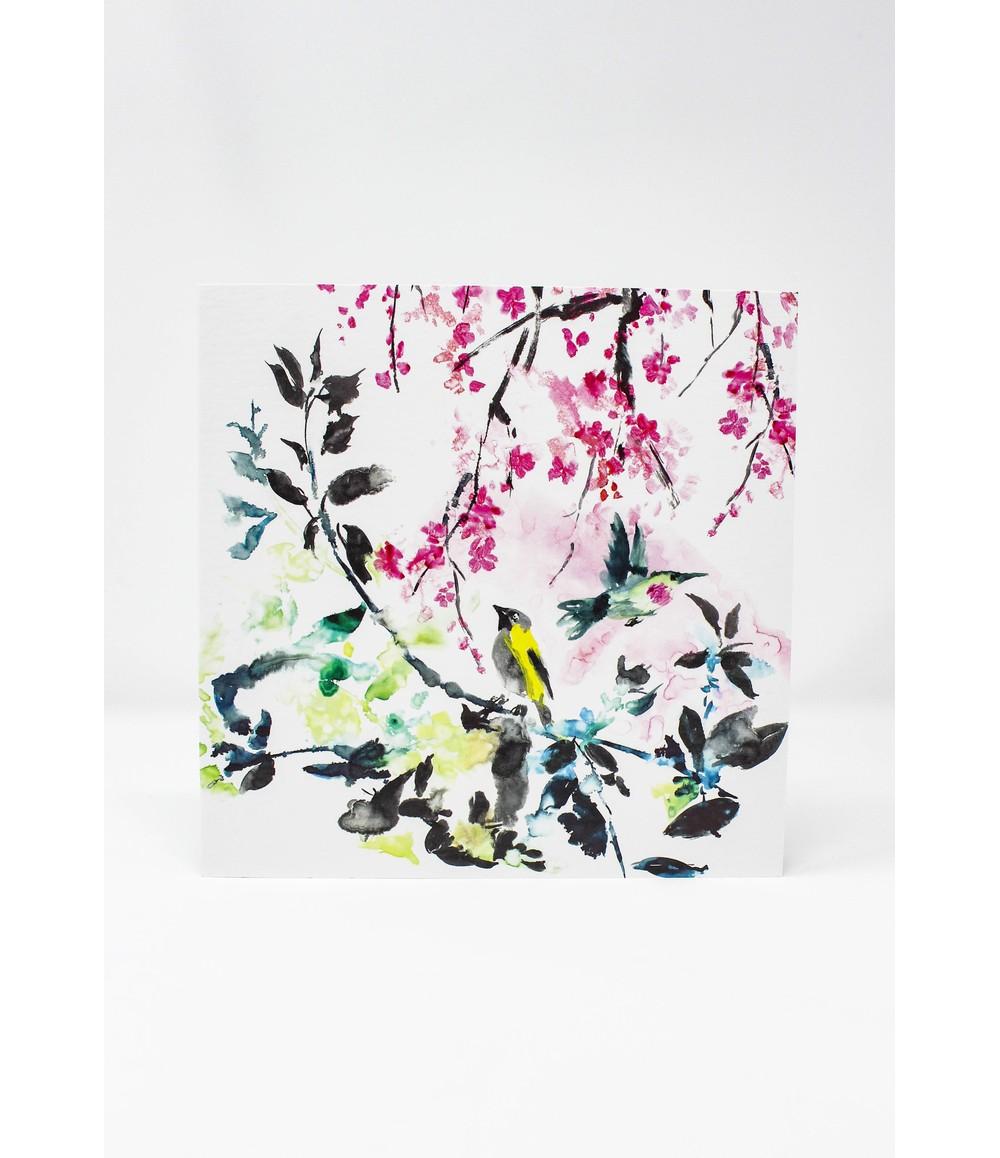 Pamela Scott Greeting Card | Designers Guild | Chinoiserie