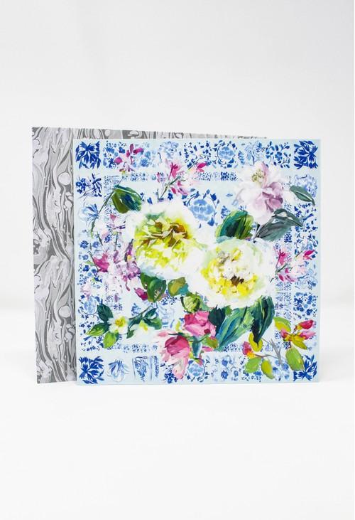 Pamela Scott Greeting Card | Designers Guild | Majolica