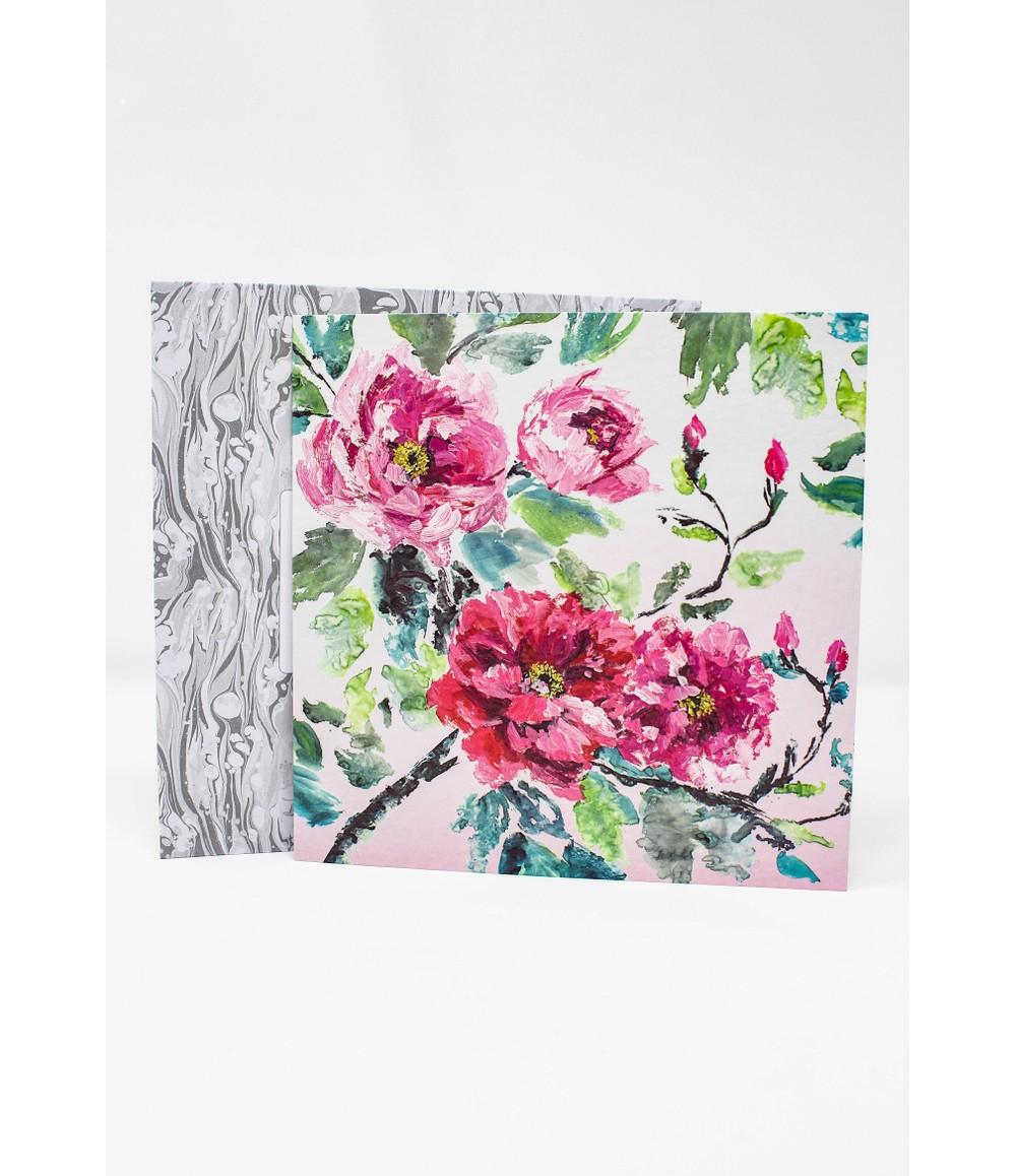 Pamela Scott Greeting Card | Designers Guild | Shanghai Garden