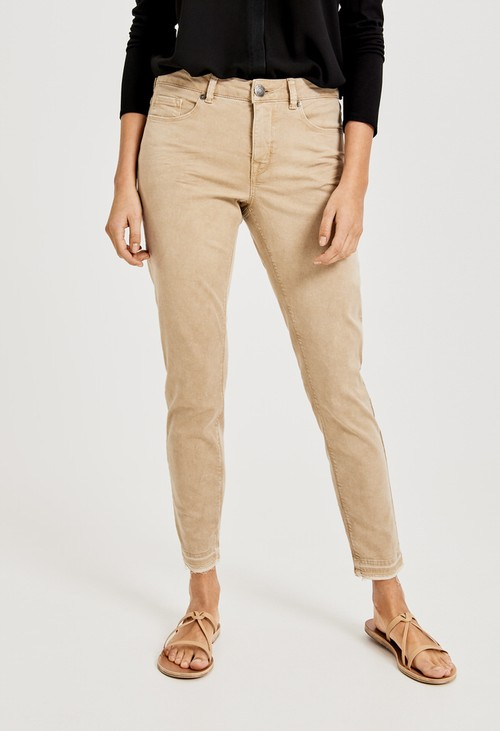Opus ELMA STRETCH ANKLE LENGTH JEANS