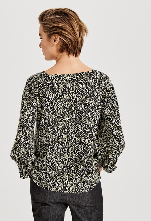 Opus Blouse with Farrie flower print