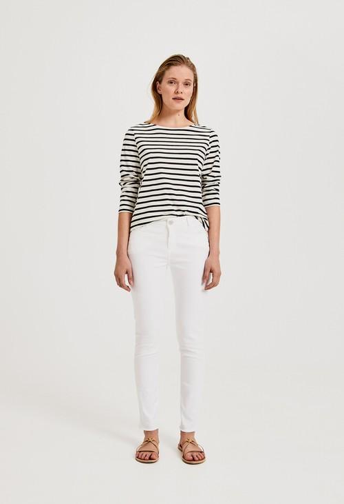 Opus Stripe shirt Sipes