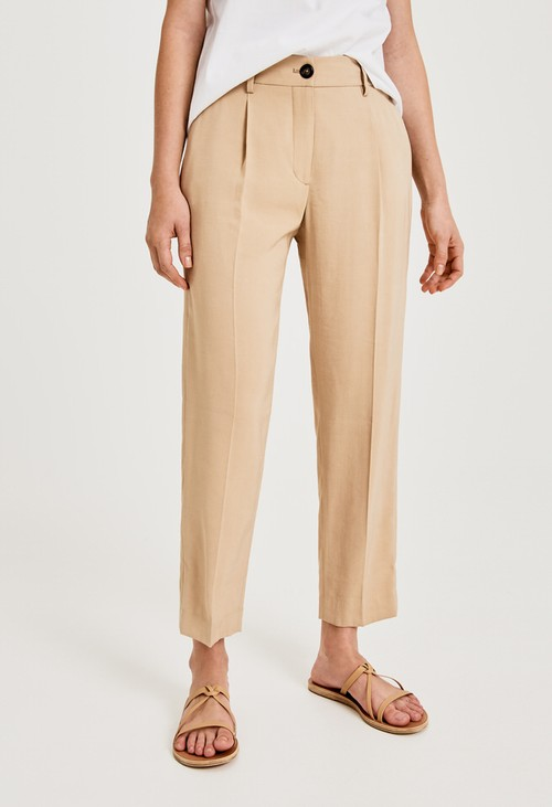 Opus Pleated trousers Maro