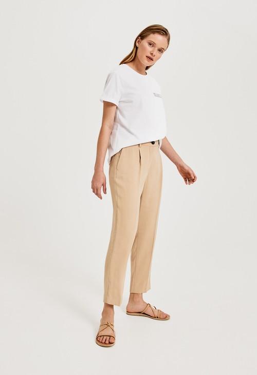 Opus Pleated trousers Maro