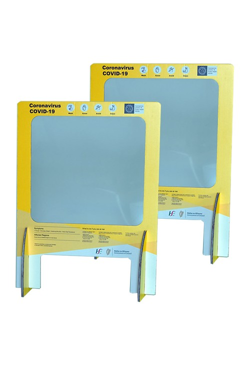Lys Double Protective Screen