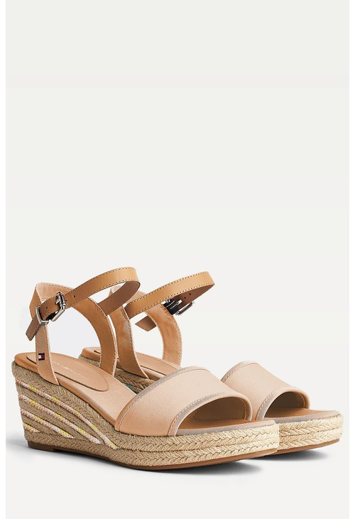 Tommy Hilfiger ROPE DETAIL WEDGES