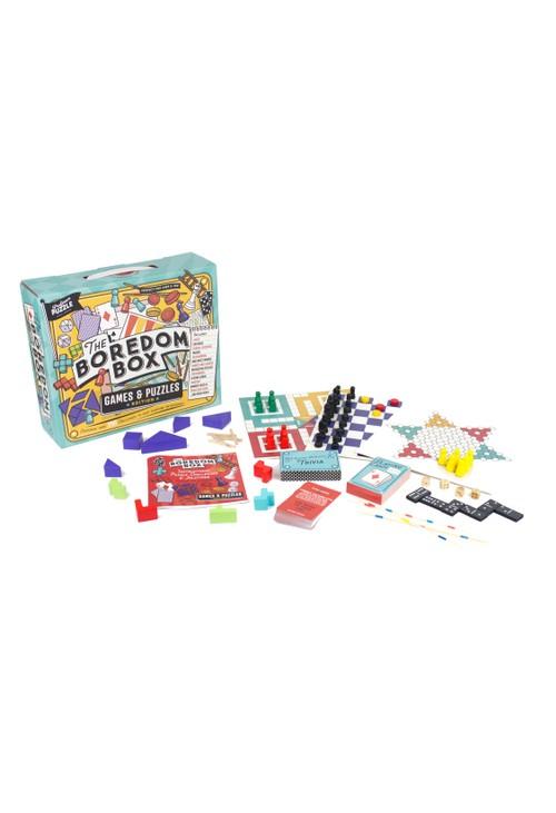 Puzzles Indoor Boredom Box