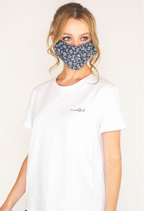 Lonkel Two Tone Textile Mask