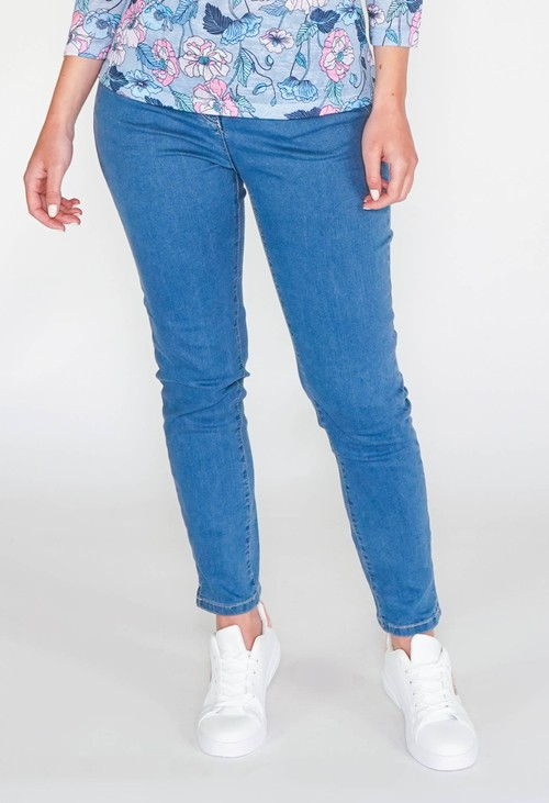 Twist WONDER JEANS - LIGHT DENIM