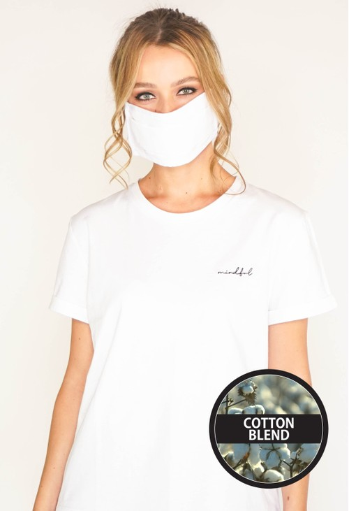 Lys Reusable Super Soft Cotton Blend Face Mask