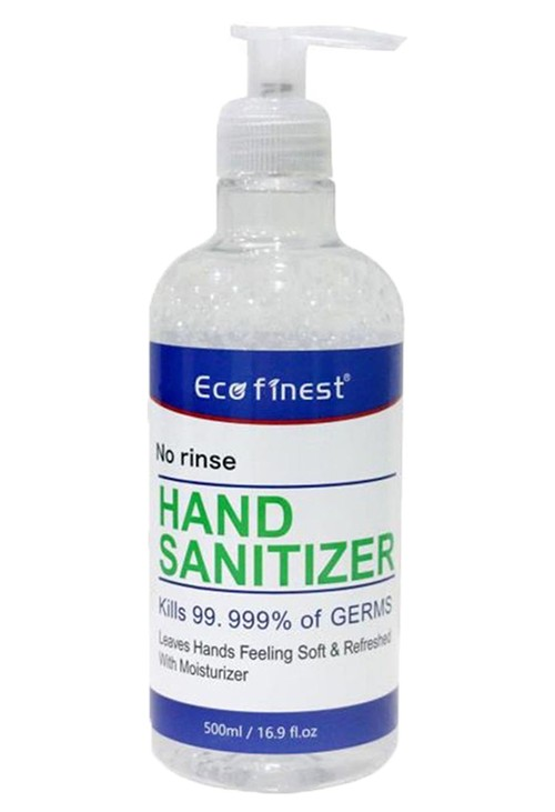 Healthcare 500 ml FAMILY SIZE ANTI-BACTERIAL HAND SANITISER 70% ALCOHOL