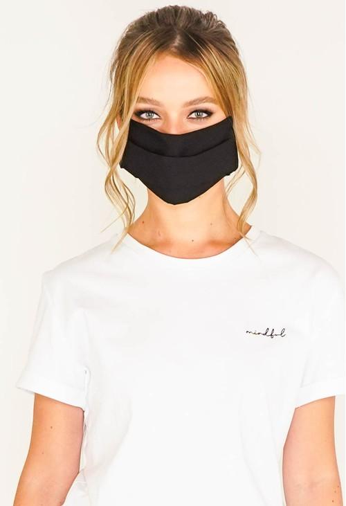 Lonkel 2 pack Reuseable textile mask