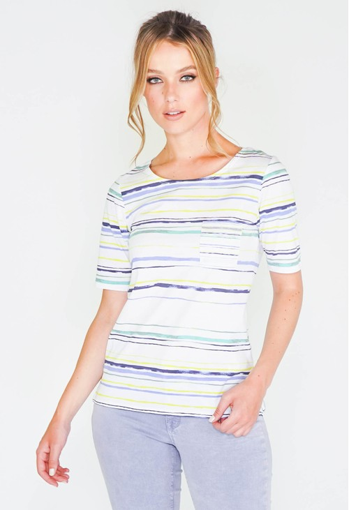 Brax Striped T-shirt