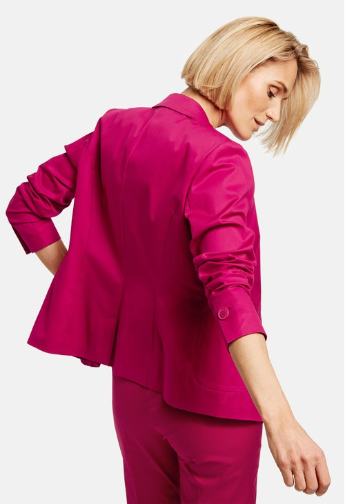 Gerry Weber Blazer in stretch cotton