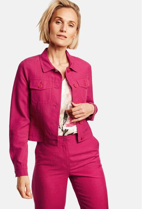 Gerry Weber High-fastening blazer jacket