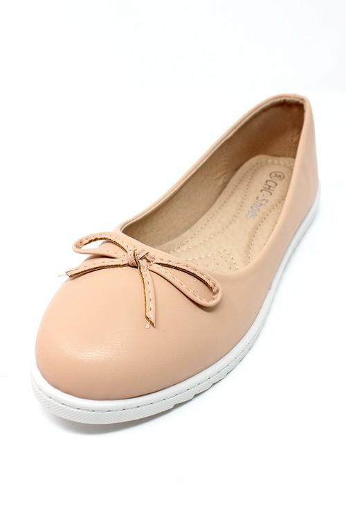Shoe Lounge Soft Pink Lightweight Pull-on Pump