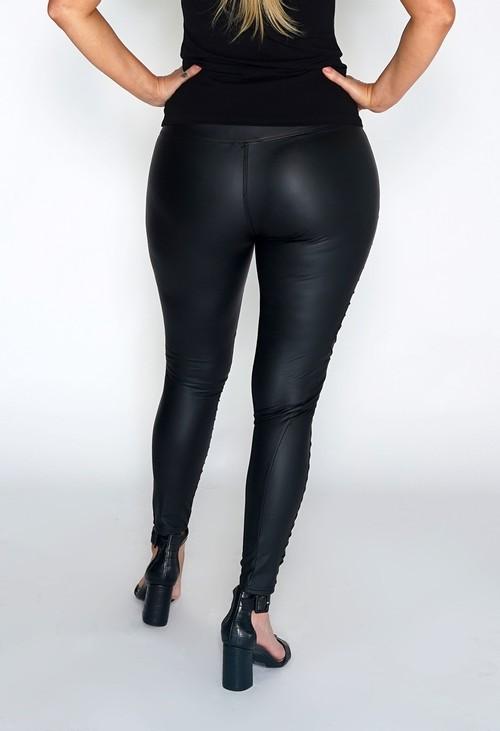 PS Leggings Harley biker faux leather leggings