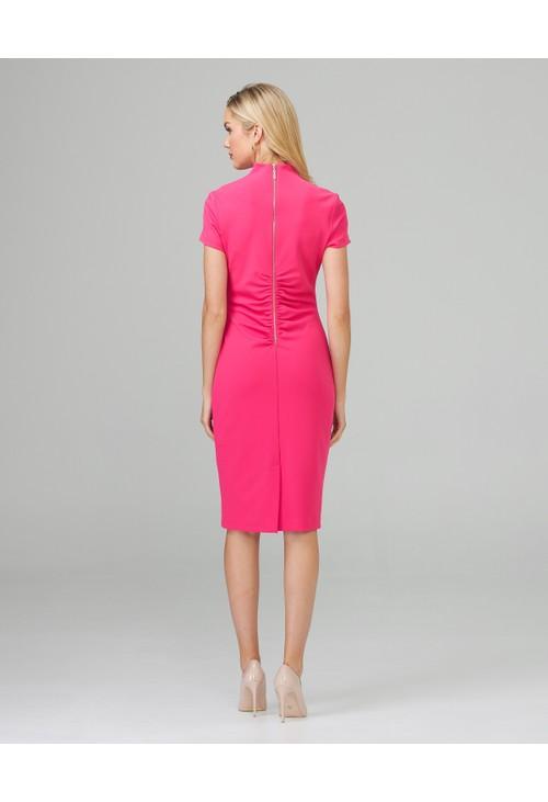 Joseph Ribkoff Pink Cocktail Dress