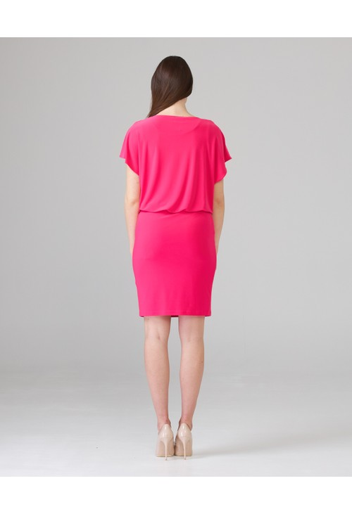 Joseph Ribkoff Drape Dress