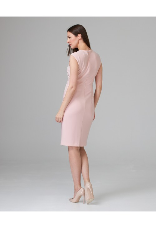 Joseph Ribkoff Pearl Design Dress