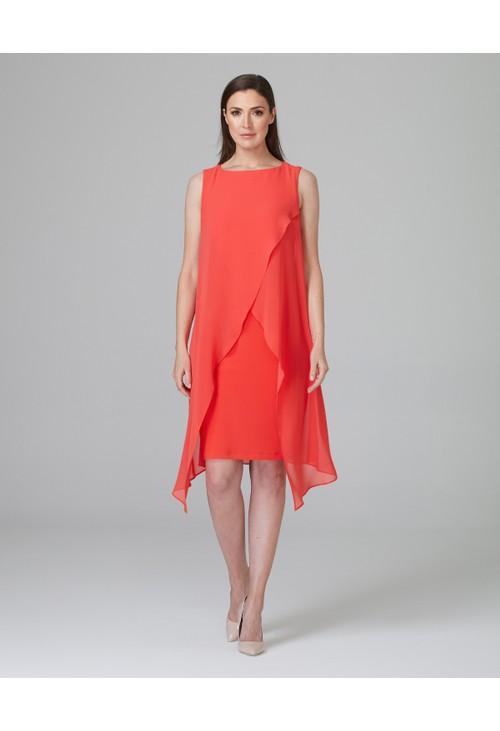 Joseph Ribkoff Overlay dress