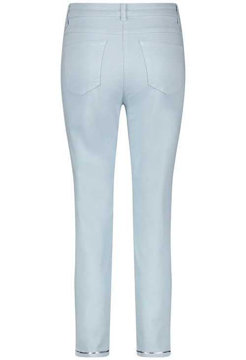 Gerry Weber 7/8-length trousers with glitter details
