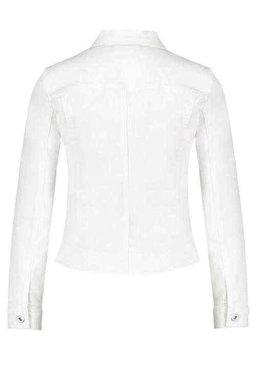 Gerry Weber Denim jacket with sequin appliqués