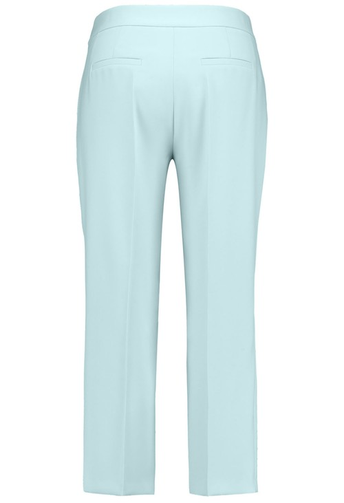 Gerry Weber 3/4-length trousers with a decorative belt