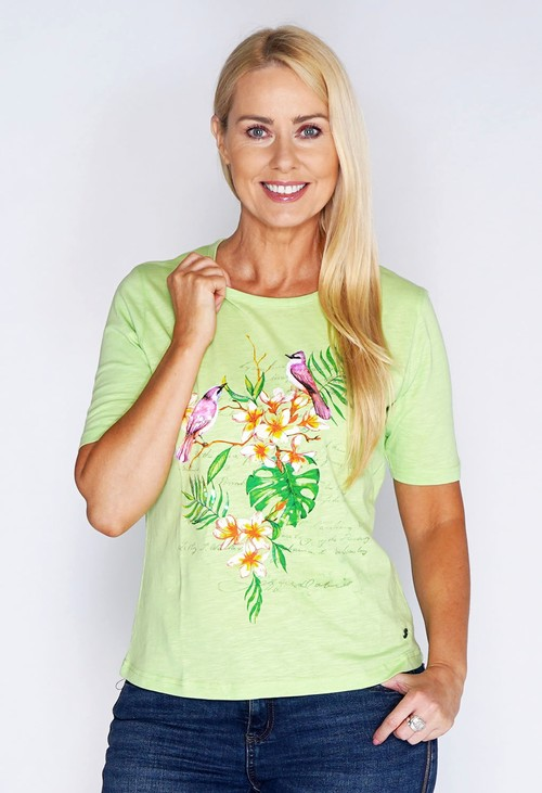 Bicalla Print T-shirt