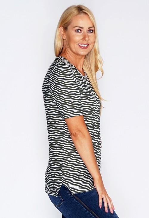 Bicalla Waves T-Shirt
