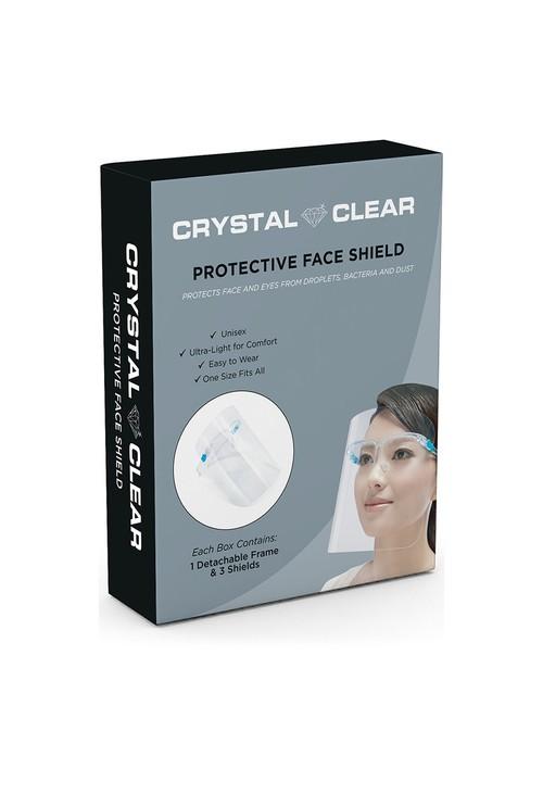 Healthcare Crystal Clear Face Shield