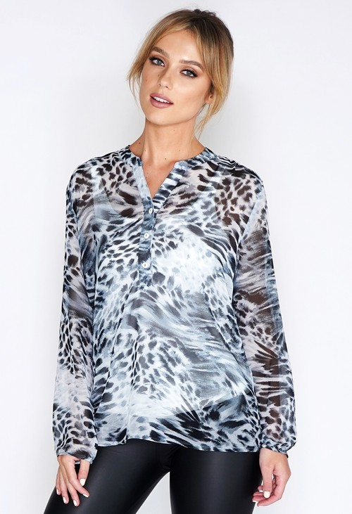 Bicalla Leo Blouse