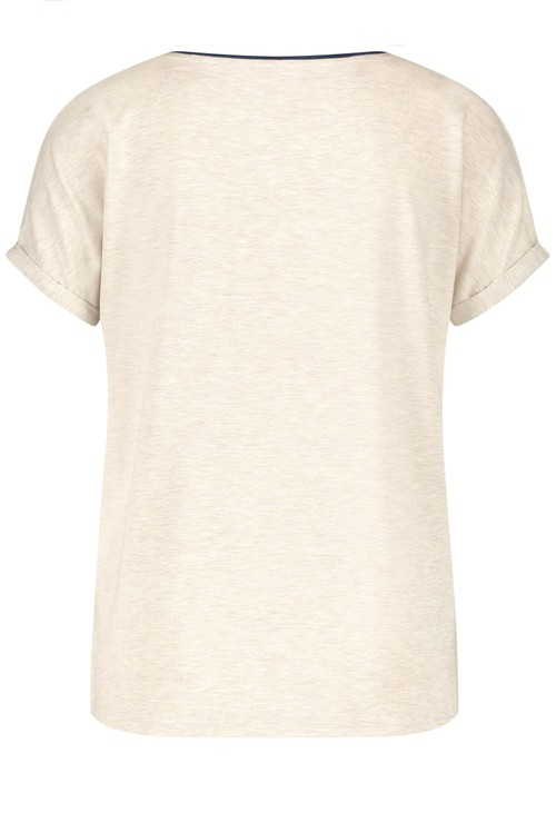 Gerry Weber SHORT SLEEVE TOP WITH A PANEL PRINT