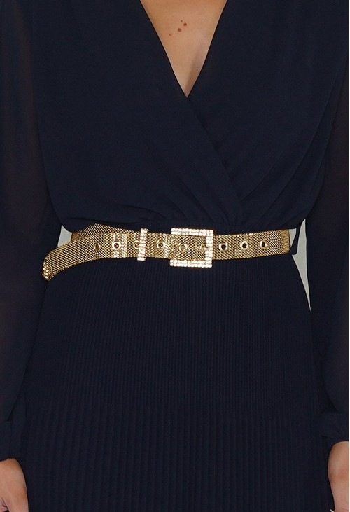 Pamela Scott Gold Belt